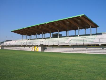 Centro sportivo di via Lazzaretto – tribuna